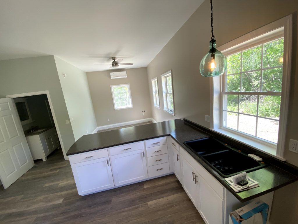 Office/ apartment addition with kitchenette